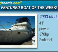 Boatshed Seattle International Yacht Brokers Featured Boat of the Week!