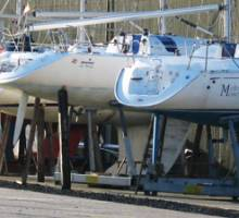 Rosneath Yachts, Boat Sales, Preferential Rates for storage for boat sales, plus comprehensive post sales service