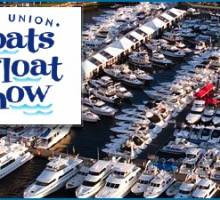Meet Waterline Boats & Boatshed Seattle at the Union Boats Afloat Show 2010