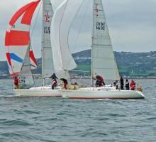 Boatshed North Wales sponsors Abersoch Keelboat week.