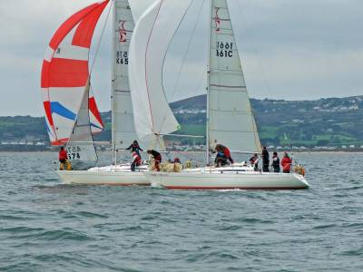 Boatshed North Wales sponsors Abersoch Keelboat week.