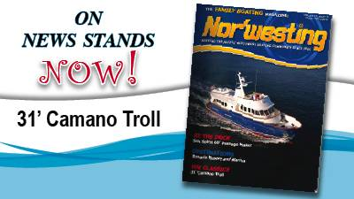 Nor'westing Magazine Oct Issue ­ NW Classics 31 Camano Troll