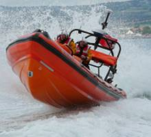 Quay Marinas nominated charity RNLI Bangor Lifeboat granted Freedom of the Borough