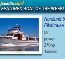 Waterline Boats / Boatshed Seattle Featured Boat Of The Week!