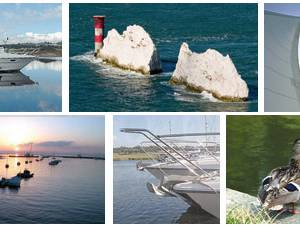 A unique waterside lifestyle on IOW