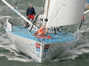 Velux 5 Oceans race preparation