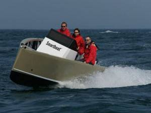 SMARTBOAT: THE OFFICIAL RACE MOTORBOAT PROVIDER FOR THE GOR