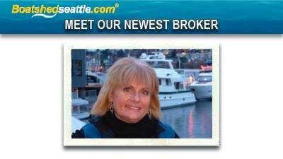 Waterline Boats / Boatshed Seattle Welcomes Marianne Lyle!