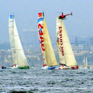 Barcelona World Race - START