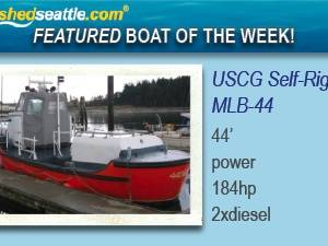 Featured Boat of the Week - USCG Self-Rightiing MLB_44!