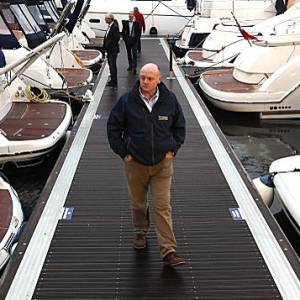 Boatshed London at the Boat Show
