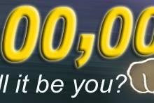 100,000 Boat fans!