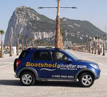 Boatshed Featured Office - John & Lynda Alcantara, Boatshed Gibraltar