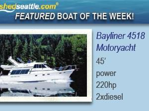 Featured Boat of the Week - Bayliner 4518 Motoryacht