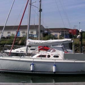 Sailing Today Magazine reviews Etap 26i Listed at Boatshed Port Solent