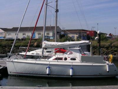 Sailing Today Magazine reviews Etap 26i Listed at Boatshed Port Solent