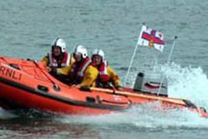 Dartmouth RNLI Life Jacket Safety Check Day
