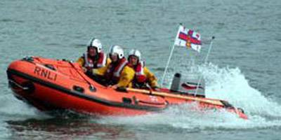 Dartmouth RNLI Life Jacket Safety Check Day