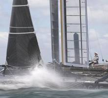 Americas Cup Announces Plymouth Venue