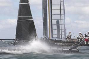 Americas Cup Announces Plymouth Venue
