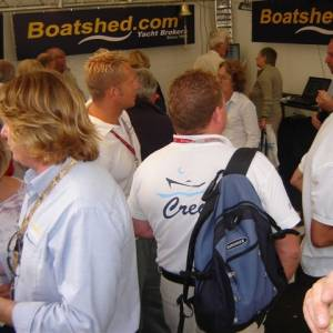 Spectacular Southampton Boatshow for Boatshed
