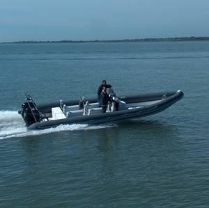 Motor Boats Monthly, Used RIB Mega Test.