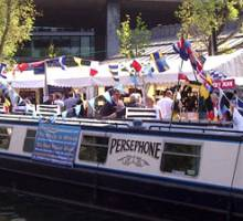 Canal Cavalcade 2011