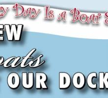 It's a Boat Show Every Day at Waterline Boats / Boatshed Seattle!