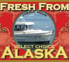 Fresh From Alaska!!