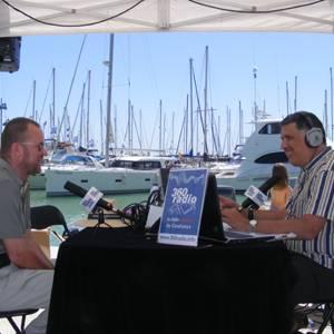 Boatshed Barcelona Interview on 360 Radio boating radio